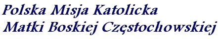 Polska Misja Katolicka Matki Boskiej Czestochowskiej Pompano Beach